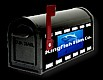 Kingfish Film Co Mailbox
